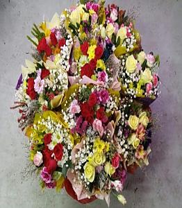 단체주문 꽃다발